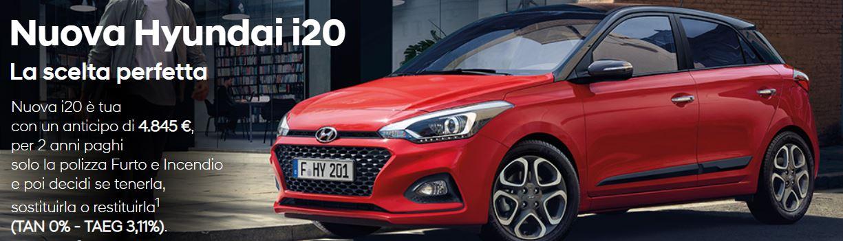 Promo Hyundai Tan 0,00% Taeg 3,11%
