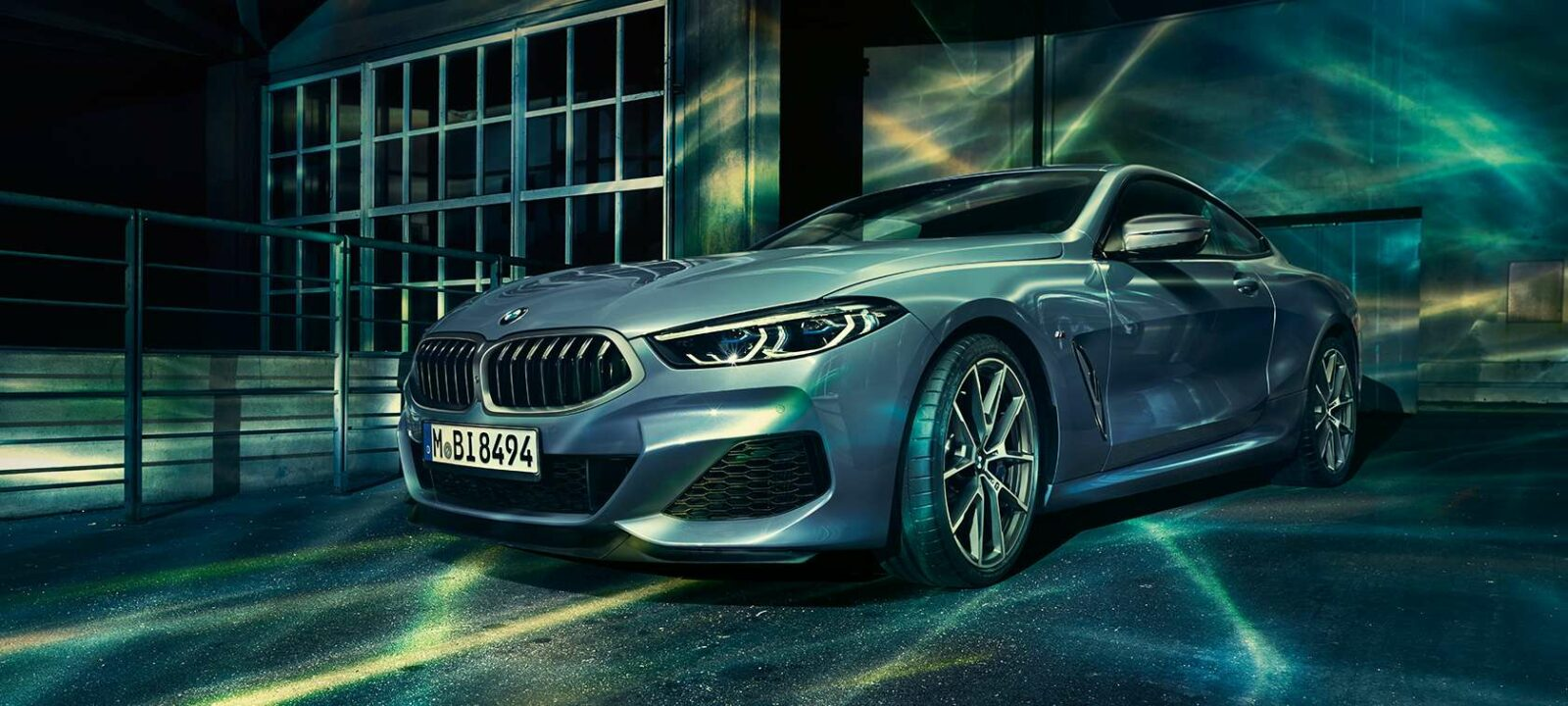 NUOVA BMW SERIE 8 COUPE' :