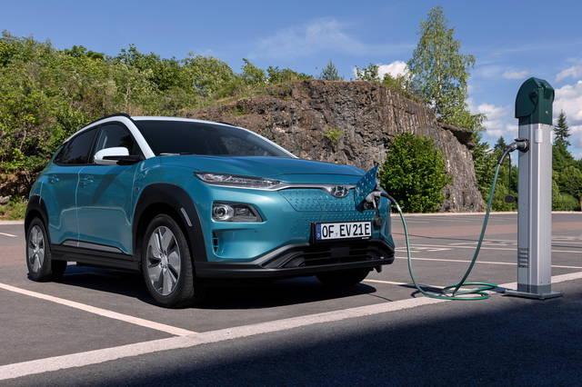 Hyundai Kona elettrica, scopriamo gli aggiornamenti