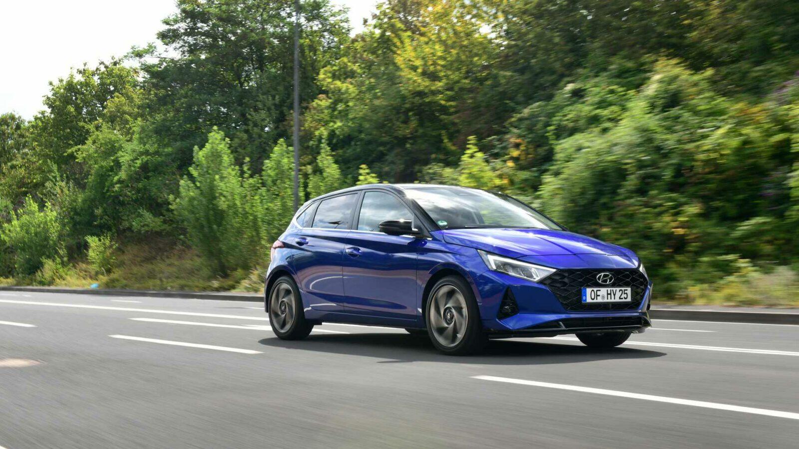 Nuova Hyundai i20, prova di maturità. Sta arrivando!