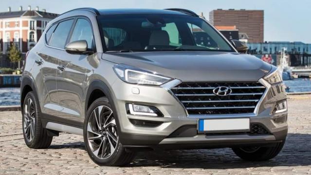 Hyundai Tucson, deducibilità fiscale