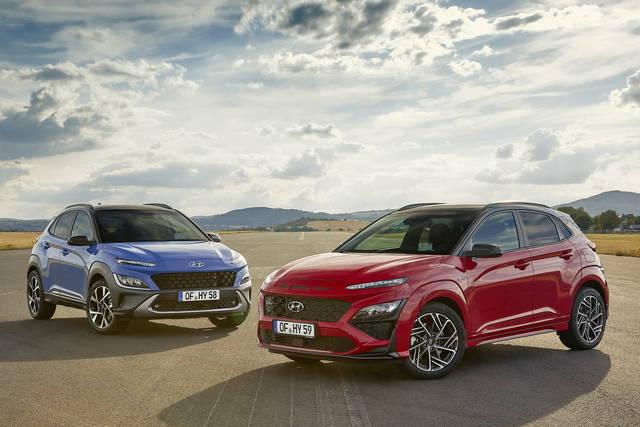 """Hyundai Kona, si aggiorna e diventa """"cattiva"""""""